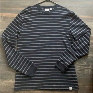 Vans shirt XL w/ stripes